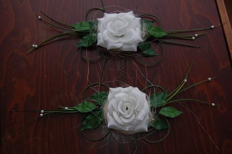 Ruže na auto - Obrázok č. 1