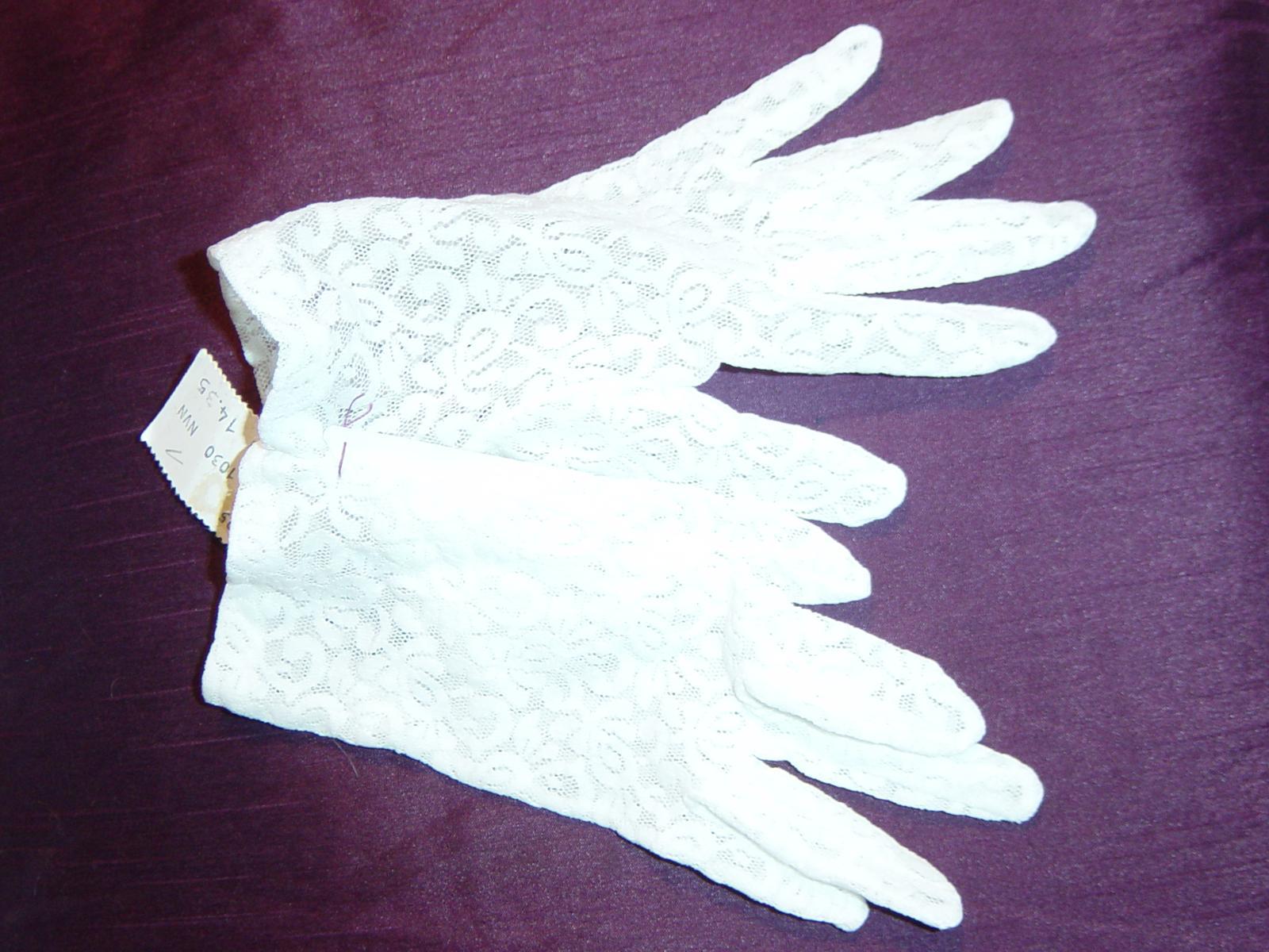2 rukavičky pre družičku, al. na 1. sv. prijím. - Obrázok č. 3