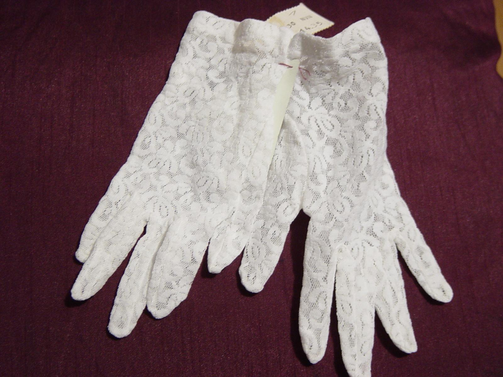 2 rukavičky pre družičku, al. na 1. sv. prijím. - Obrázok č. 4