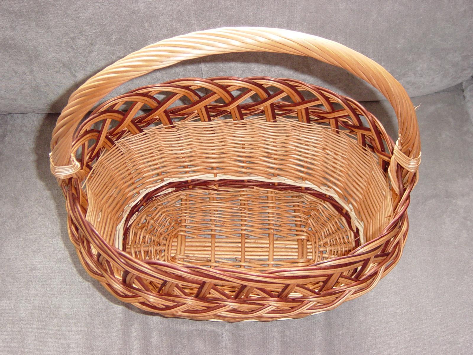 Košík na svadobný piknik - Obrázok č. 2