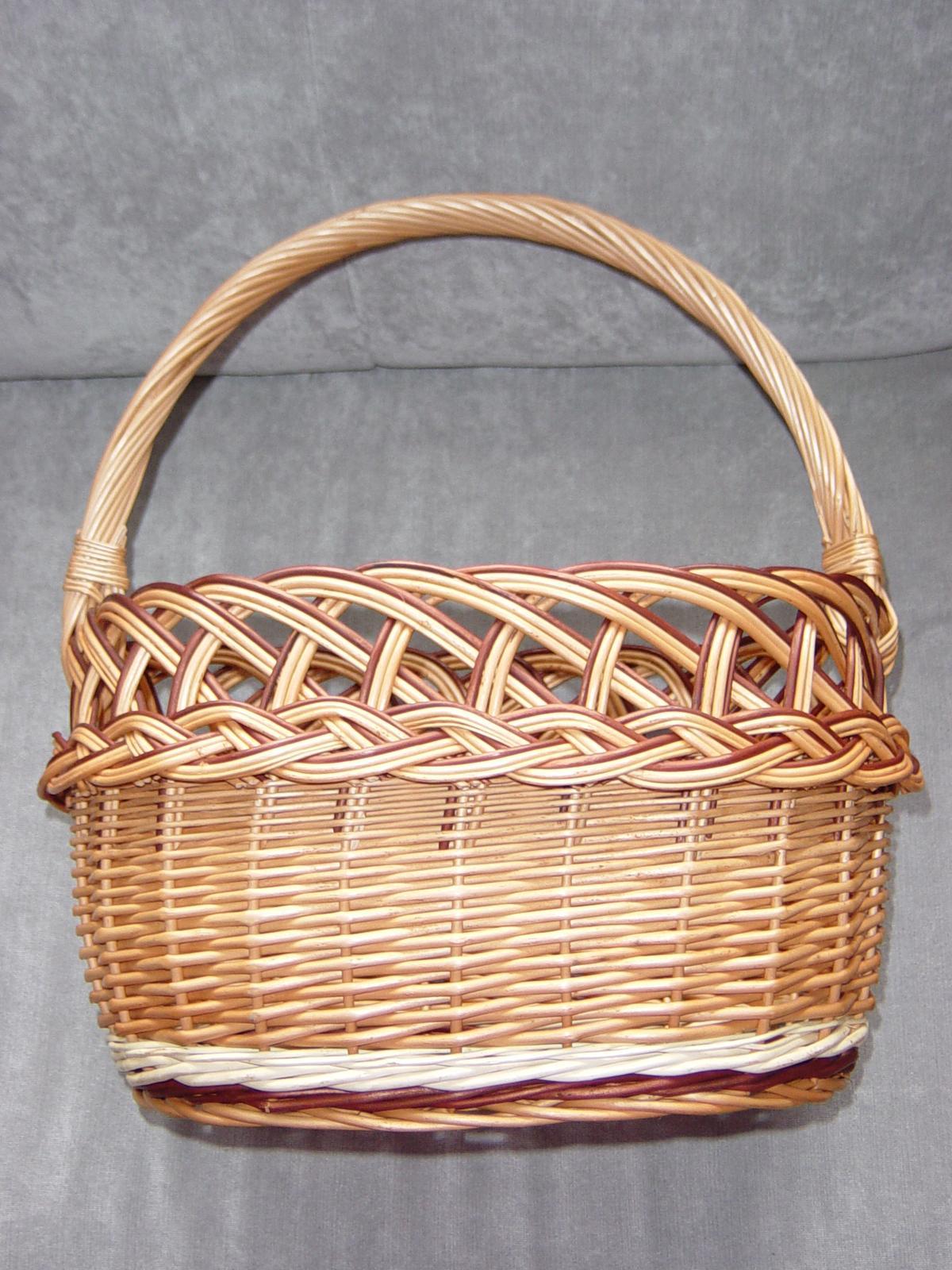 Košík na svadobný piknik - Obrázok č. 3