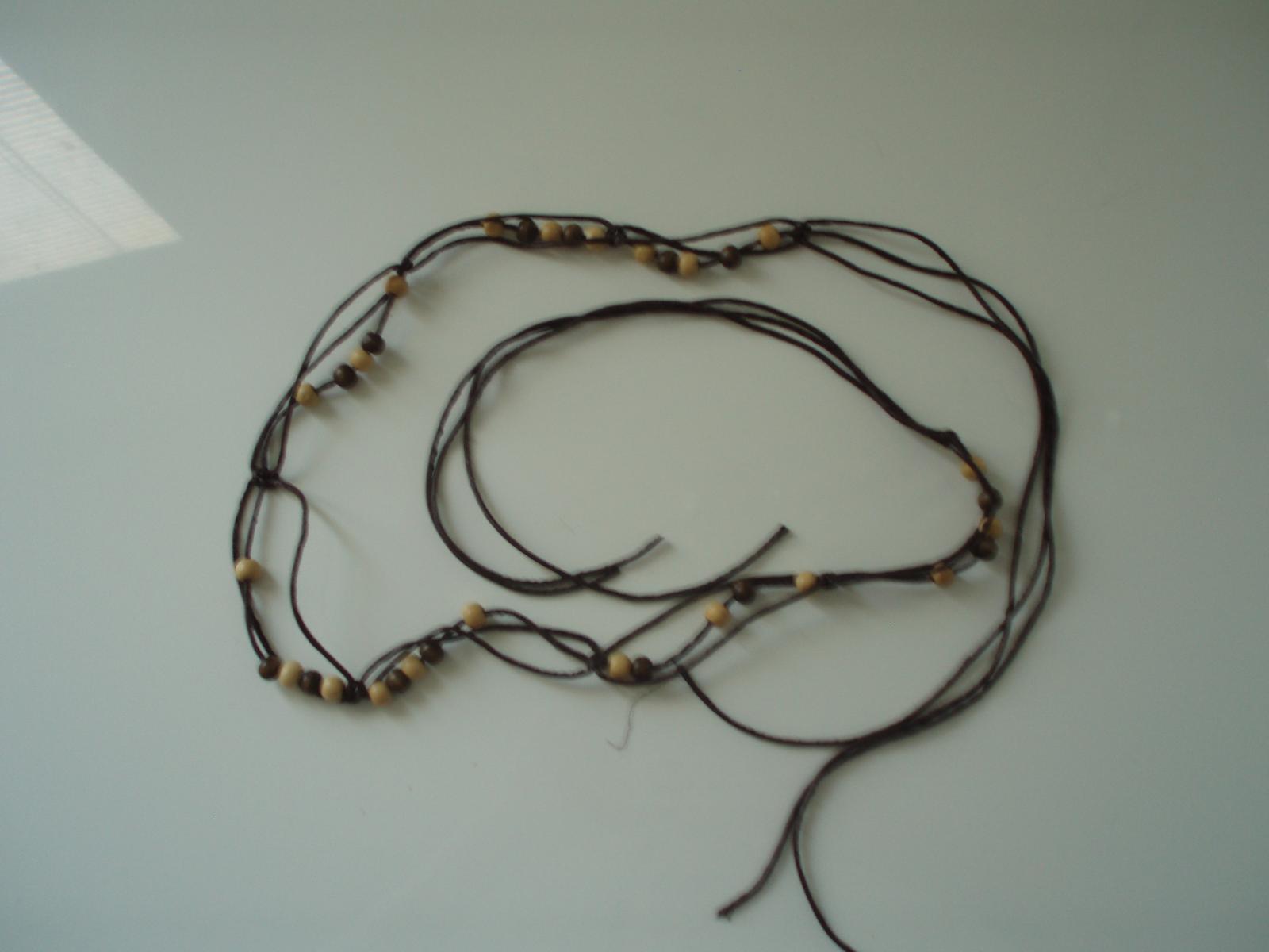 Indiánsky opasok s korálkami - Obrázok č. 1