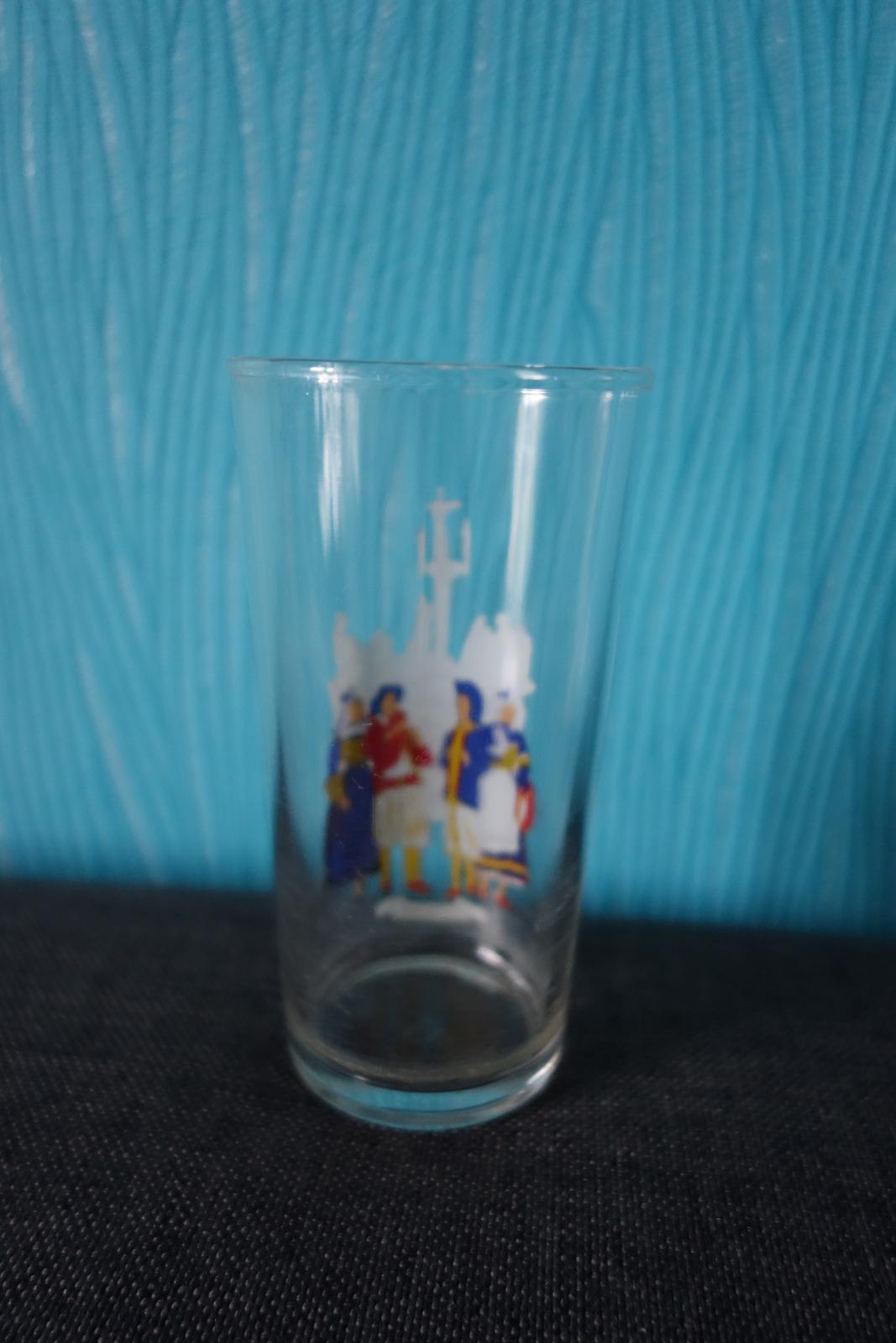Pamätný pohárik Bretagne zn. Reims France - Obrázok č. 2