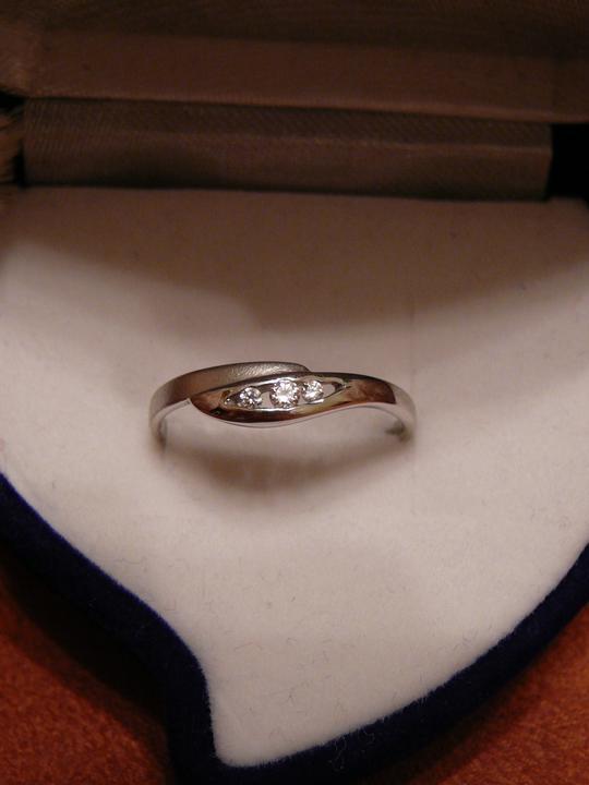 Zásnubní prstýnek - zásnubní prstýnek