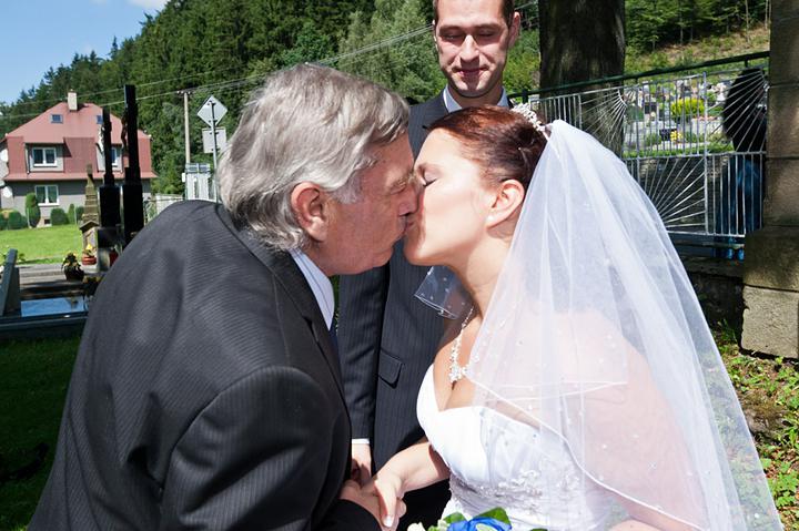 Naďa{{_AND_}}Ondra - gratulace od tatinka :-)