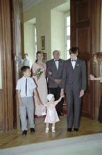 Anička s Jakubem a malý Tomík