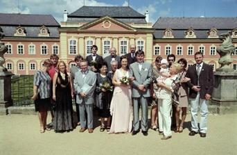 Rodina + svědkové