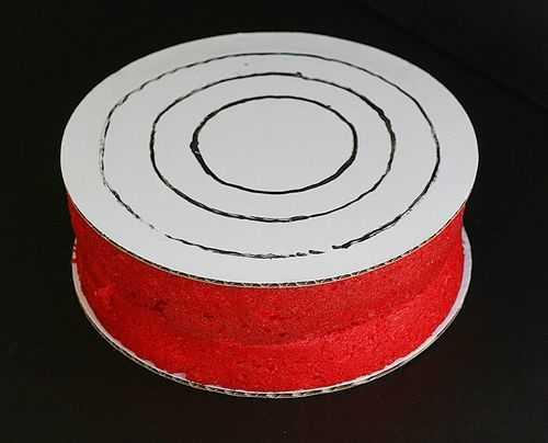 *svadobne urob si sam* - torta 4