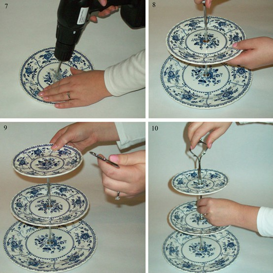 *svadobne urob si sam* - nepotrebne taniere