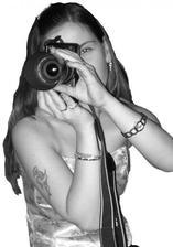 Naše šikovná kamarádka - fotografka
