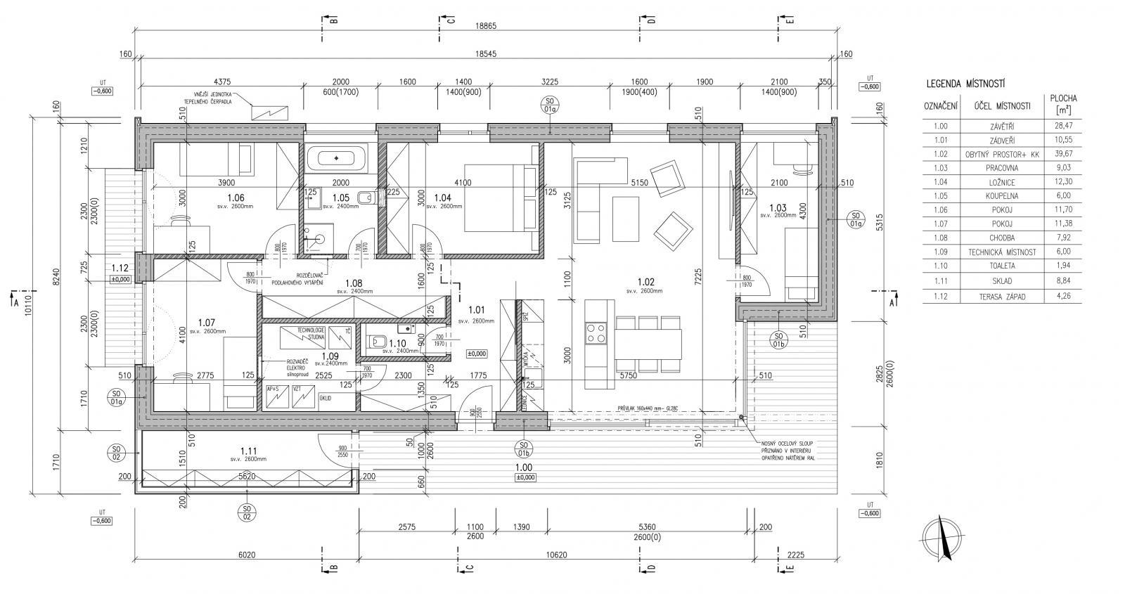 Dom - Architect:Ondřej Kaluš