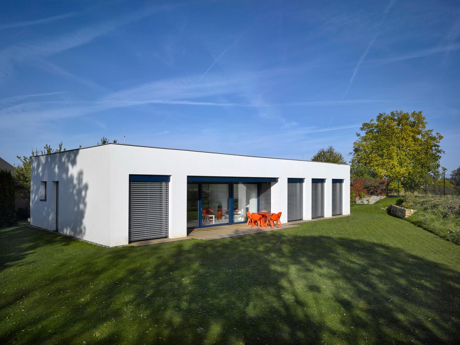 Dom - Stempel & Tesař architekti