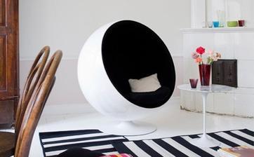 Eero Aarnio - Ball chair - 1963