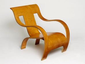 Gerald Summer - Bent Plywood Armchair - 1933-1934