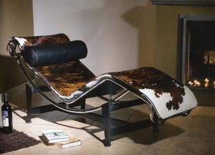 Charles-Edouard Jeanneret-Gris - Chaise Longue No. B306 - 1928