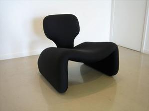 Oliver Mourgue - Djinn chair - 1965