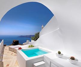 Tholos Luxury Hotel Resort, Santorini
