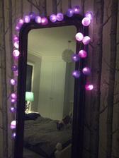 Docasne su gule na tomto zrkadle, ale mam pre ne lepsie miesto ... ked premiestnim pridam foto :-)