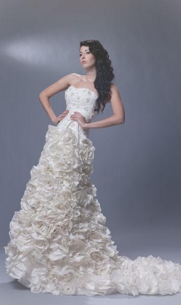 Svadobné šaty - svet 2 - Sarah Houston Monet