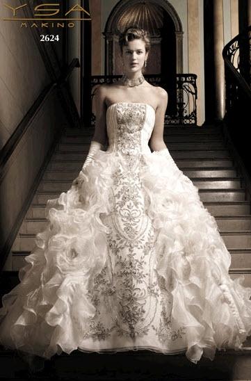 Svadobné šaty - svet 2 - Ysa Makino 2624