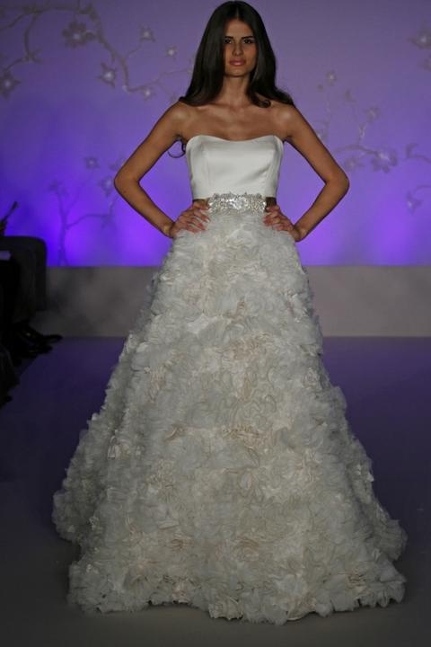 Svadobné šaty - svet 2 - Lazaro 3056