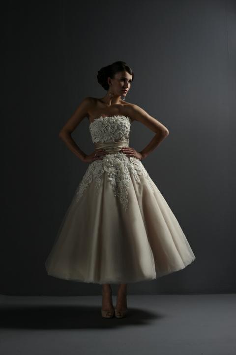 Svadobné šaty - svet 2 - Justin Alexander 8465