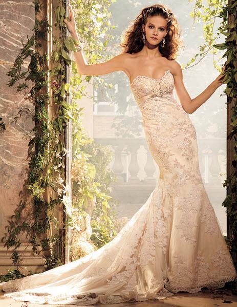 Svadobné šaty - svet 2 - Amalia Carrara A6