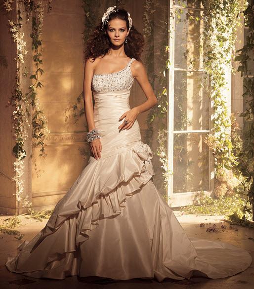 Svadobné šaty - svet 2 - Amalia Carrara A9