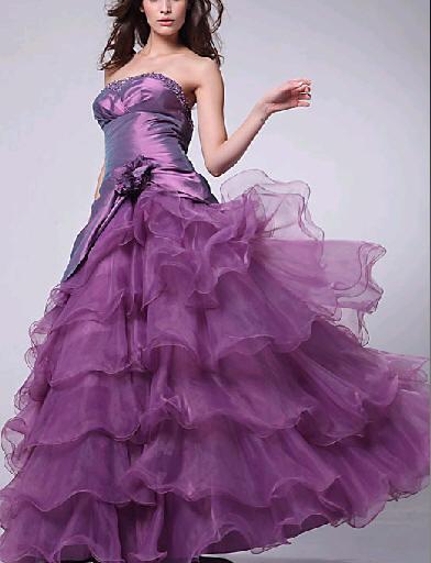 Popolnočné šaty 2 - Prom Gown