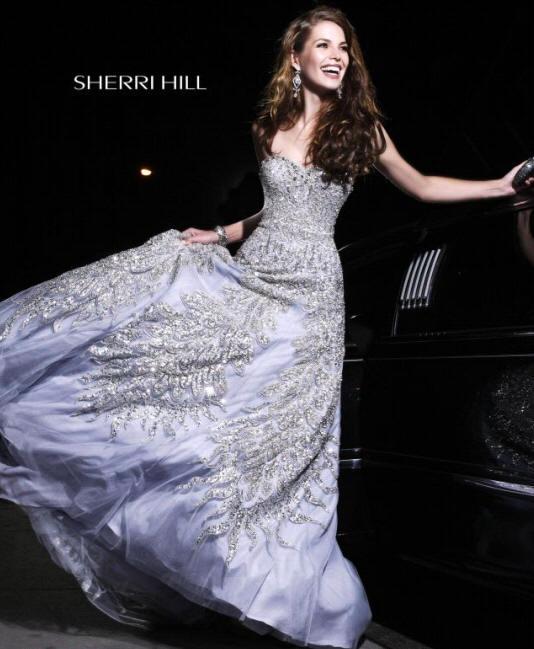 Popolnočné šaty 2 - Sherri Hill