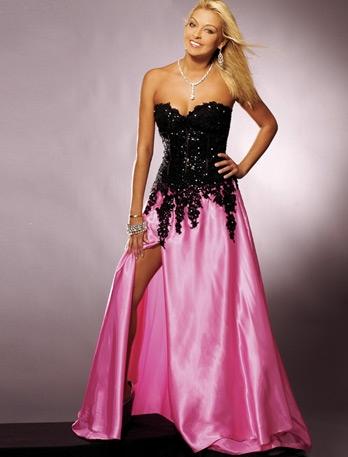 Popolnočné šaty 2 - Jovani