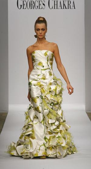 Popolnočné šaty 2 - Georges Chakra 242