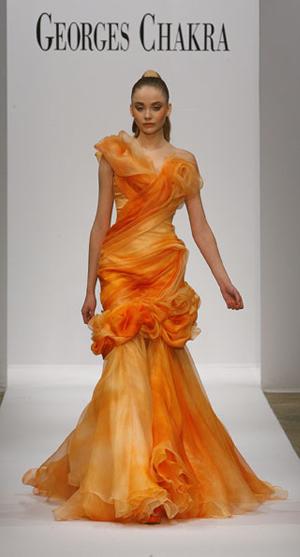 Popolnočné šaty 2 - Georges Chakra 252