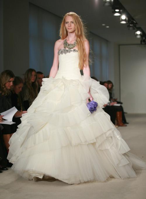 Svadobné šaty - svet 2 - Vera Wang