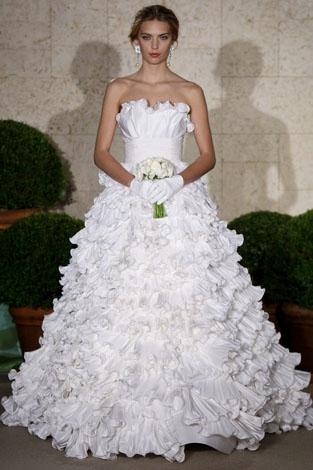Svadobné šaty - svet 2 - Oscar de la Renta 22e88
