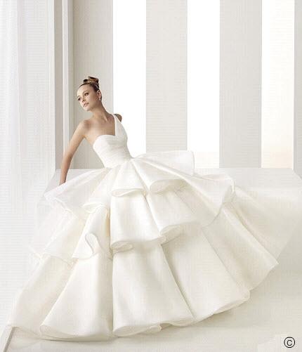 Svadobné šaty - svet 2 - Rosa Clara 146