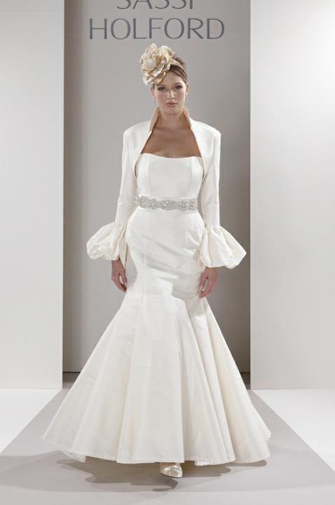 Svadobné šaty - svet 2 - Sassi Holford Chloe