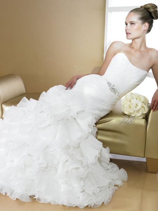 Svadobné šaty - svet 2 - Val Stefani D7994