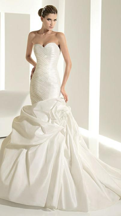 Svadobné šaty - svet 2 - White One 6234