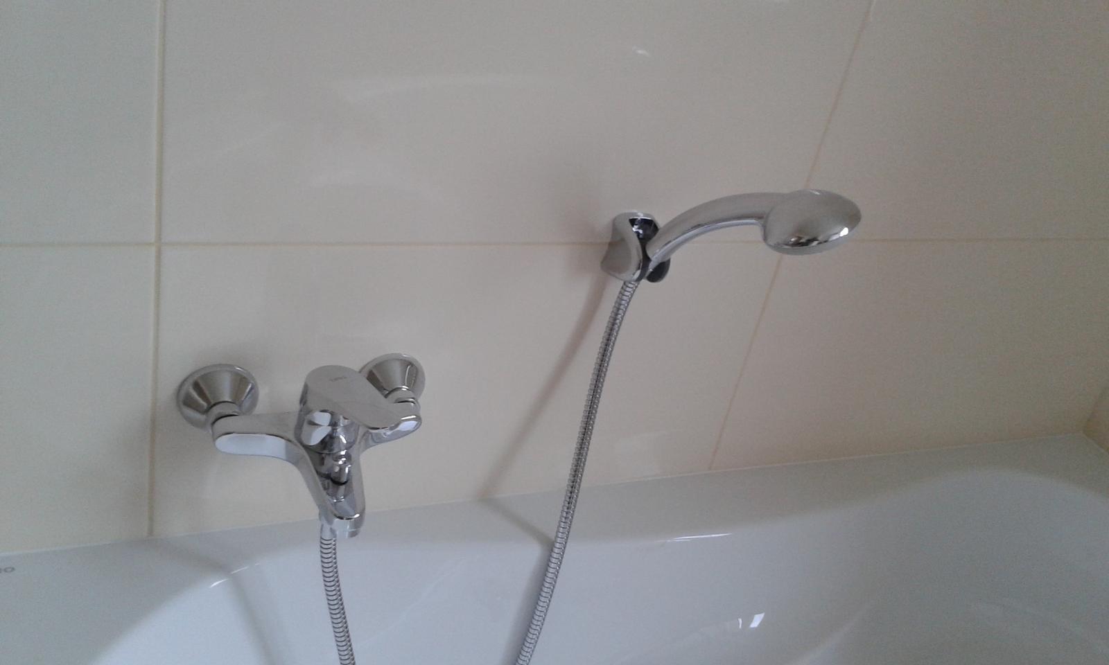Sprchova bateria Tres - Obrázok č. 1