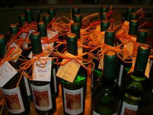 svadobné vínko Ján Svetík Levice