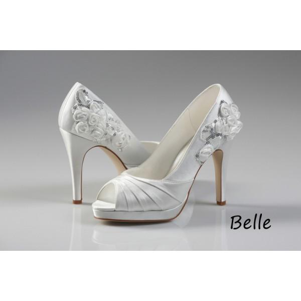 Naše začiatky príprav - Silvia a Janko - Tieto topánočky budem mať:-)