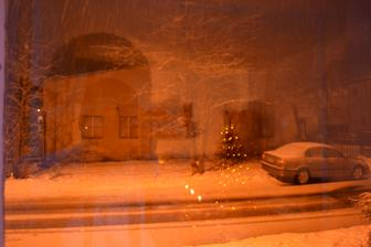 Mame pekny vyhlad z okna.