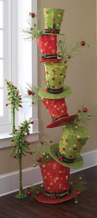 Trochu ine Vianoce - inspiracie - Obrázok č. 23