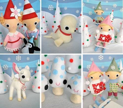 Trochu ine Vianoce - inspiracie - Obrázok č. 34