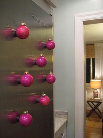 Trochu ine Vianoce - inspiracie - Ako magnetky