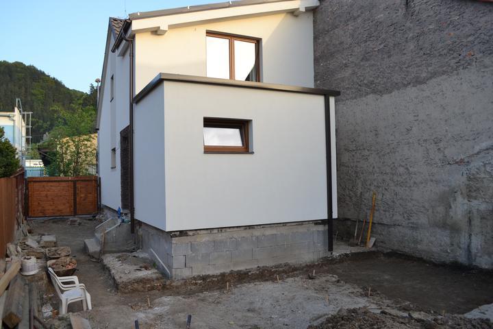 Projekt - záhrada ;-) - stvorec vpravo = terasa