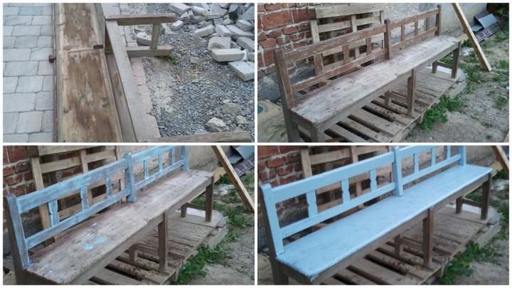 Projekt - záhrada ;-) - vecerna premena :-)