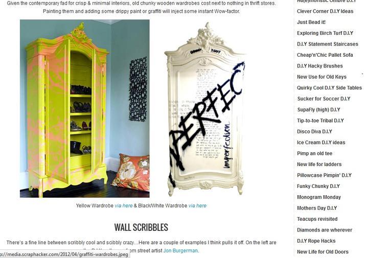 Pre vsetkych ktori miluju UROB SI SAM alebo DIY... Ja milujem tuto stranku  http://scraphacker.com/  !!! :-)) - Obrázok č. 3