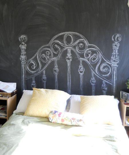 Blackboard-Chalkboard Tabuľová farba inšpi :-) - Obrázok č. 11